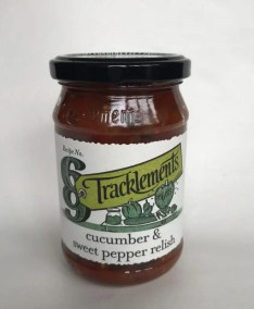 Cucumber and Sweet Pepper Relish