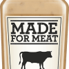 made for meat black garlic sauce