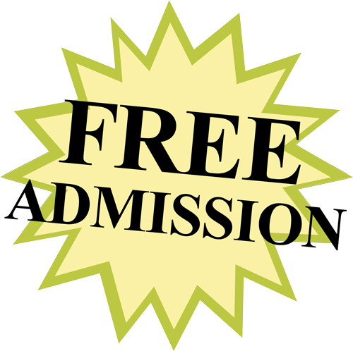 Image result for free admission
