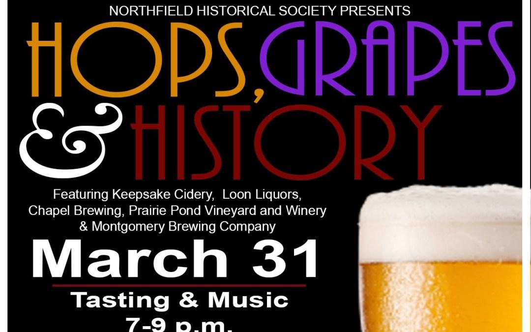 Hops, Grapes, and History