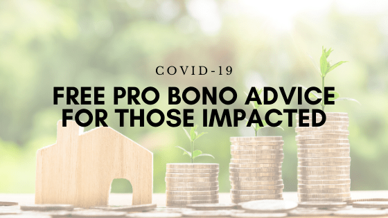 Cady North Offering Pro-Bono Services To Those Impacted by Covid-19