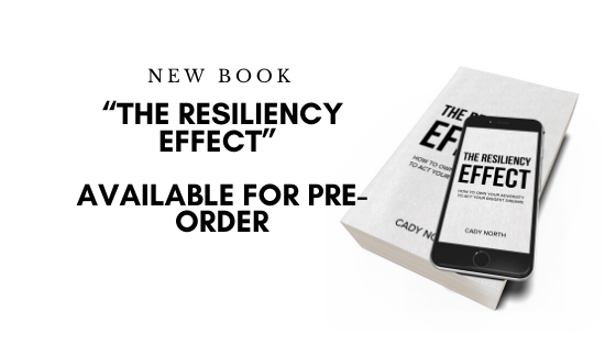 "New Book, ""The Resiliency Effect"" Available For Pre-Order"