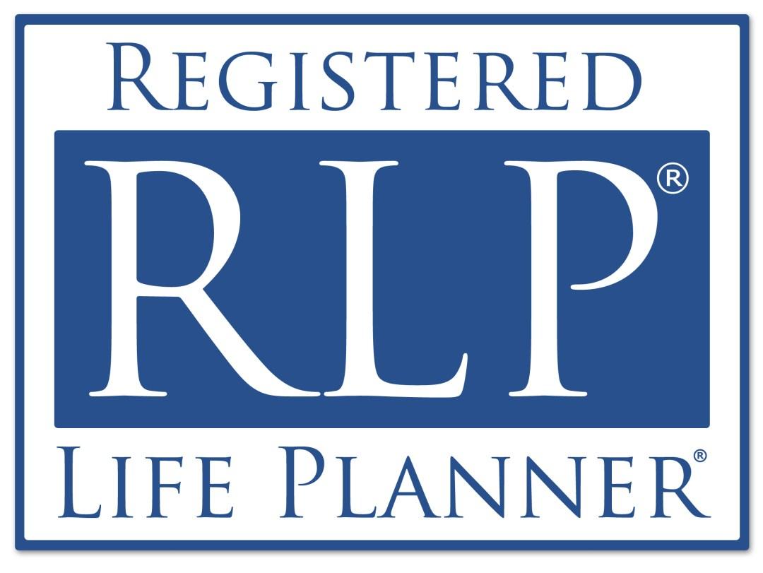 Registered Life Planner Logo