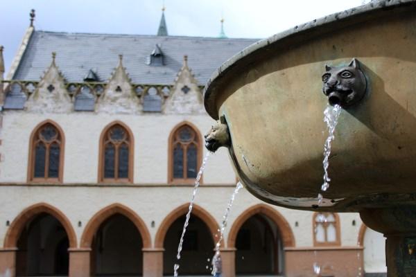 fontein goslar