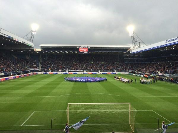 voetbal heerenveen willem II