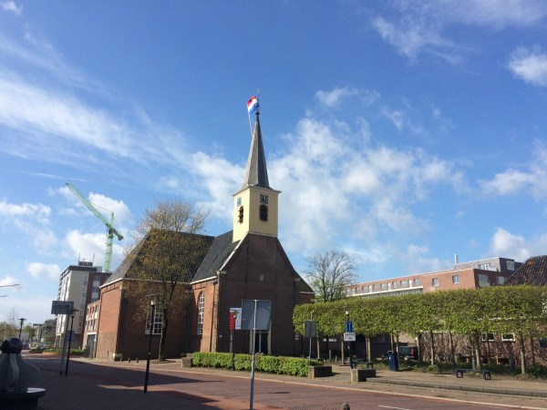 grote kerk vlag drachten