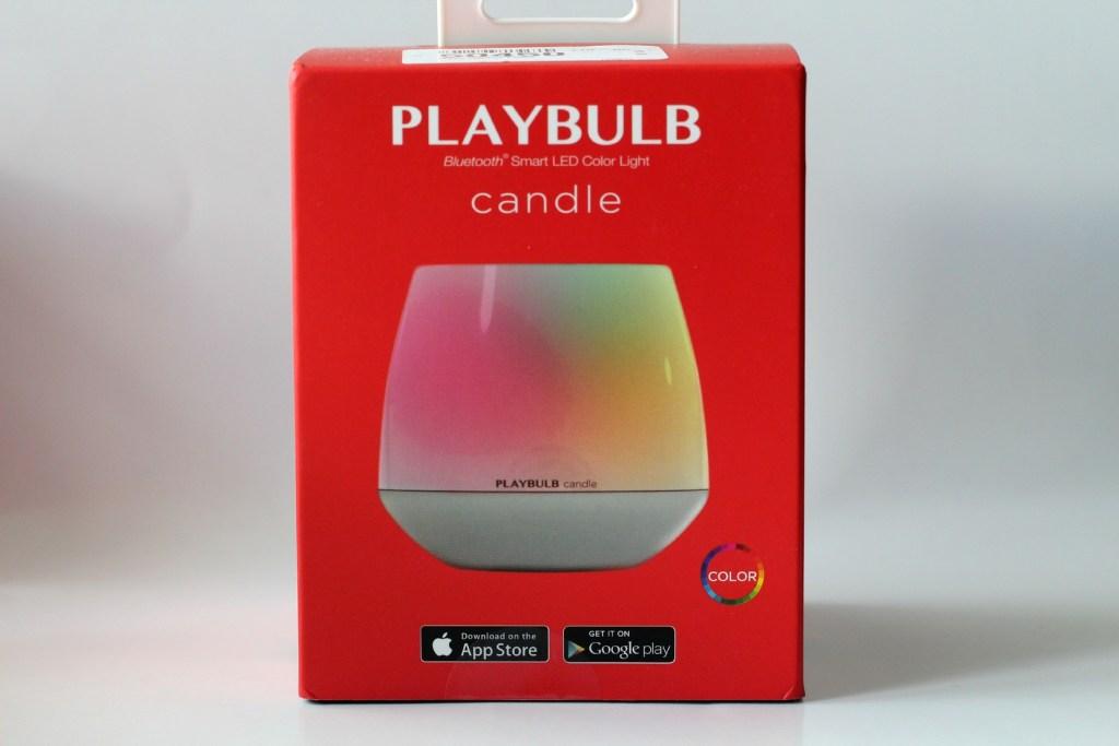 Winactie: MiPow Playbulb kaars