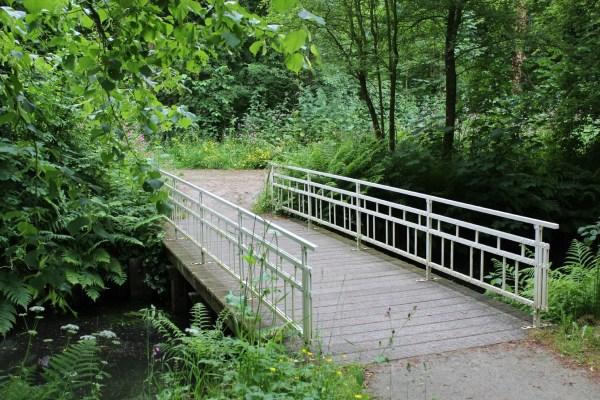 park vijversburg wandelen