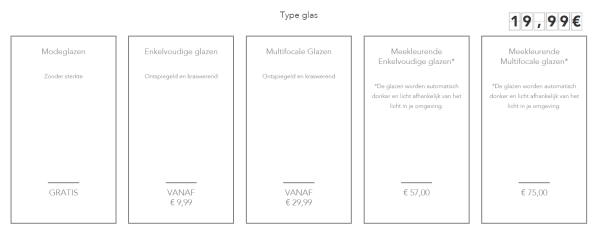polette reviewn glas keuzes