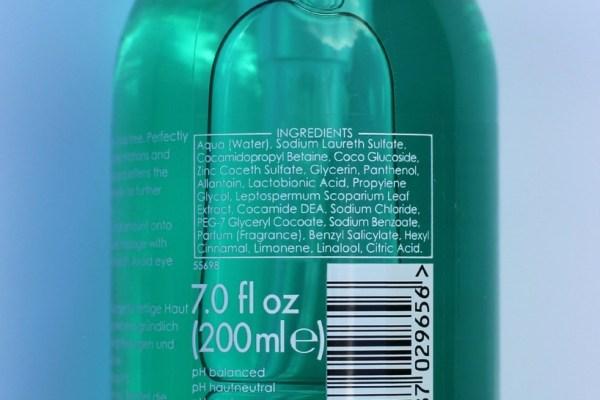 ziaja_manuka_tree_purifying_normalising_cleansing_gel_oily_en_combination_skin_review_ingredienten