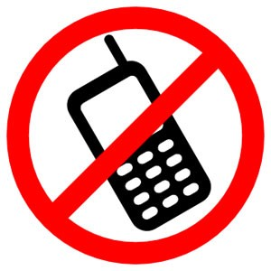 telefoon uit