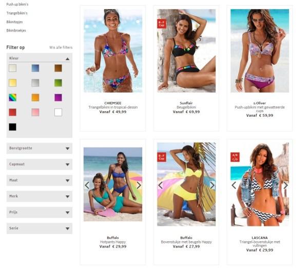 otto bikini collectie 2016