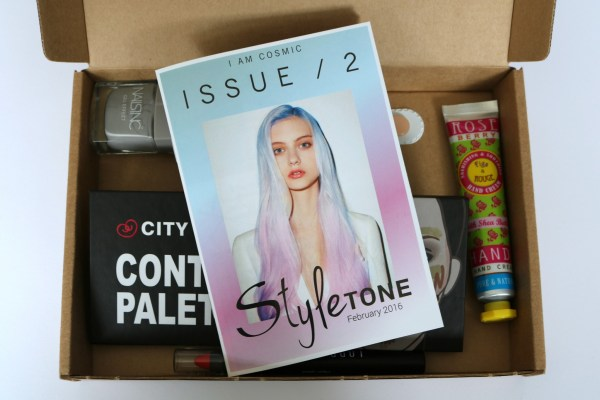 review ervaring inhoud styletone box februari 2016 editie 3