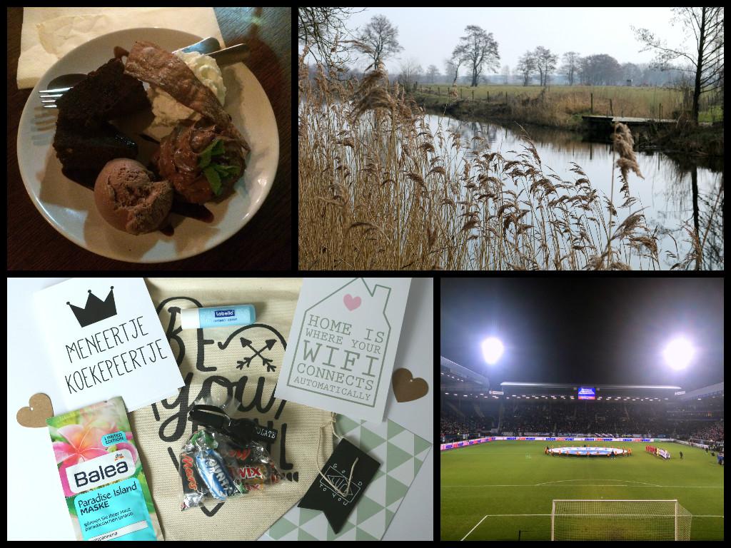 Northpics 47: Weekend! Uit eten, #echtepostiscool, voetbal en wandelen