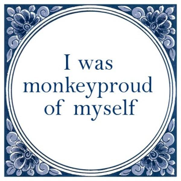 monkeyproud