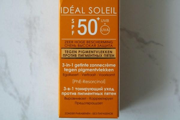 review_vichy_idéal_soleil_3_in_1_pigmentvlekken_corrector_spf_50_4