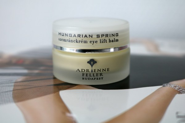 Review Adrienne Feller Hungarian Spring Eye Lift Balm 4