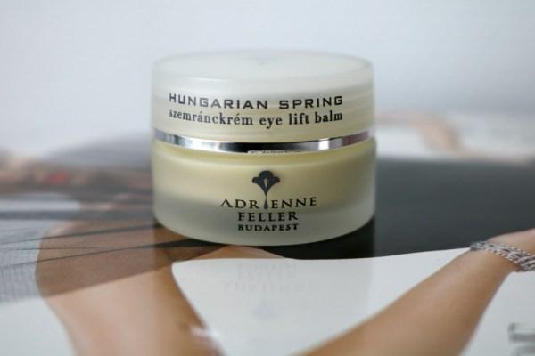 Review Adrienne Feller Hungarian Spring Eye Lift Balm 4