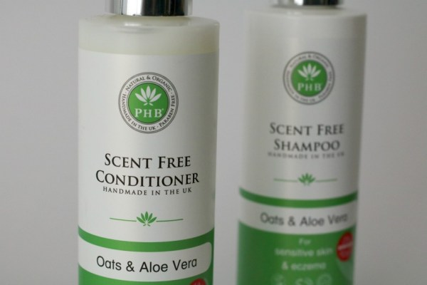 Review PHB Ethical Beauty Oats & Aloe Vera Scent Free Condtioner 5