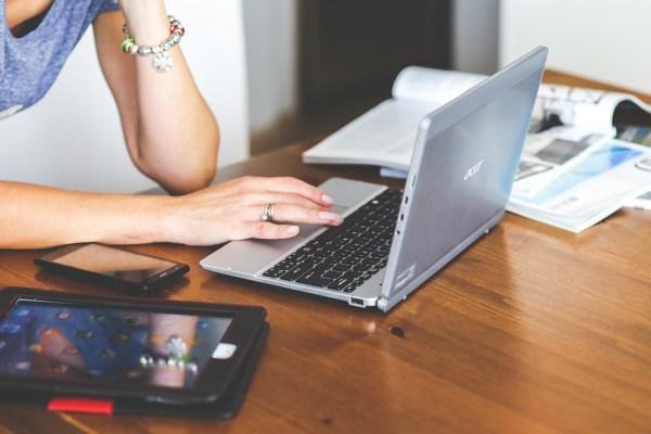 bloggen zonder met niche