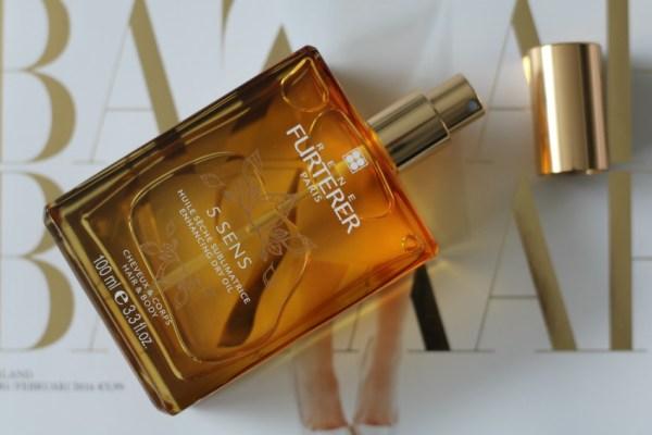 review René Furterer 5 Sens droge olie 3