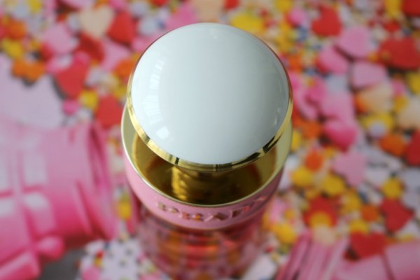 review prada candy florale 3