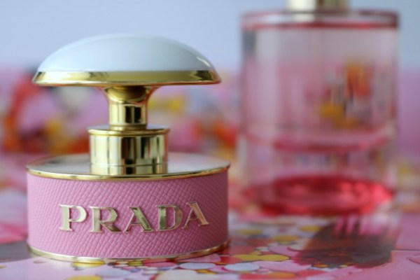 review prada candy florale 9