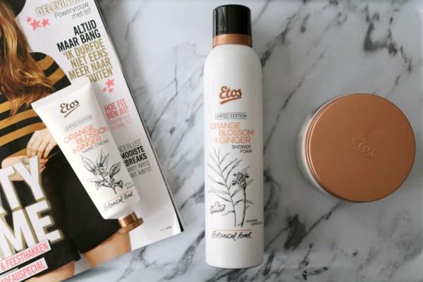 review-ervaring-etos-orange-blossom-ginger-botanical-boost-lijn-2