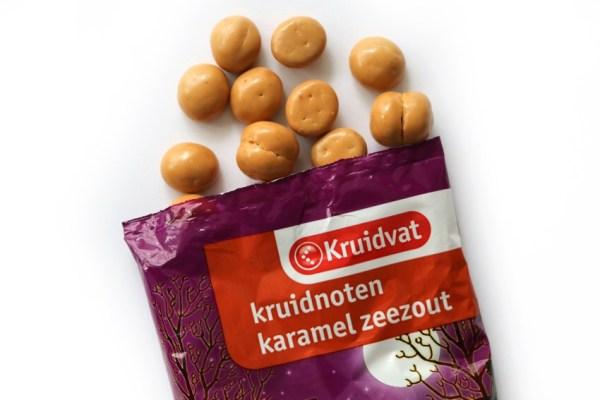 review-smaak-test-kruidvat-kruidnoten-pepernoten-karamel-zeezout