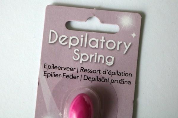 epileerveer epileren springveer action ervaring getest review blog