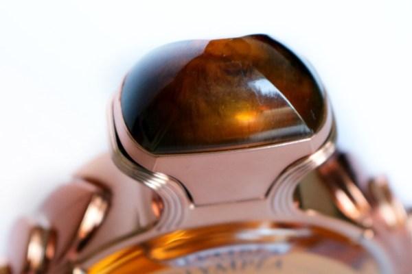 review blog paco rabanne olympea intense ervaringen houdbaarheid geurnoten amber dop