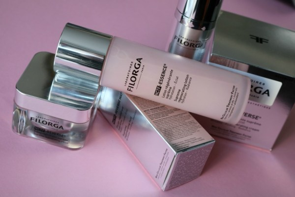 Review ervaringen FILORGA NCTF-REVERSE® (New Cellular Treatment Factor) huidverzorging
