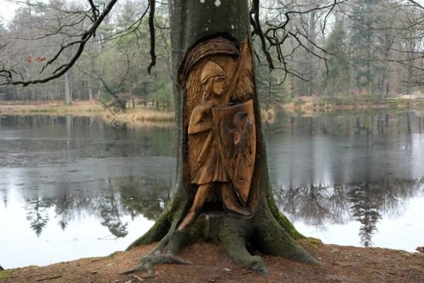 olterterp houten beelden