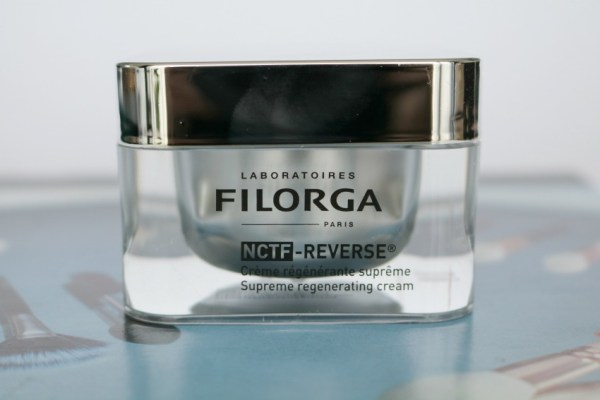 review ervaringen filorga NCTF-REVERSE® Supreme regenerating cream pot