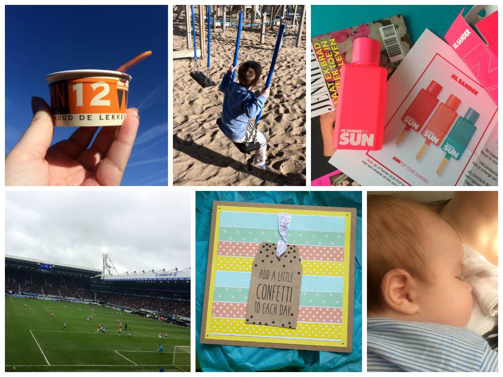 Een babbel-blog: #echtepostiscool, stemmen, zon, pakketjes, Vrouw!-beurs, voetbal…