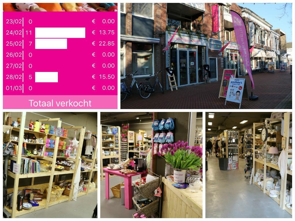 Winactie -Dagpas deal: Twee weken een kraam bij Jouw Marktkraam Drachten