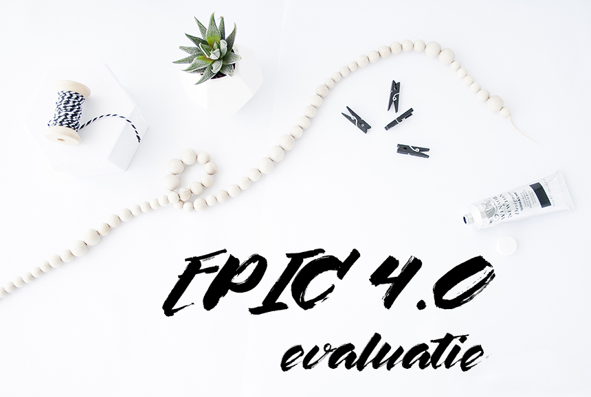 EPIC 4.0/#echtepostiscool: De evaluatie