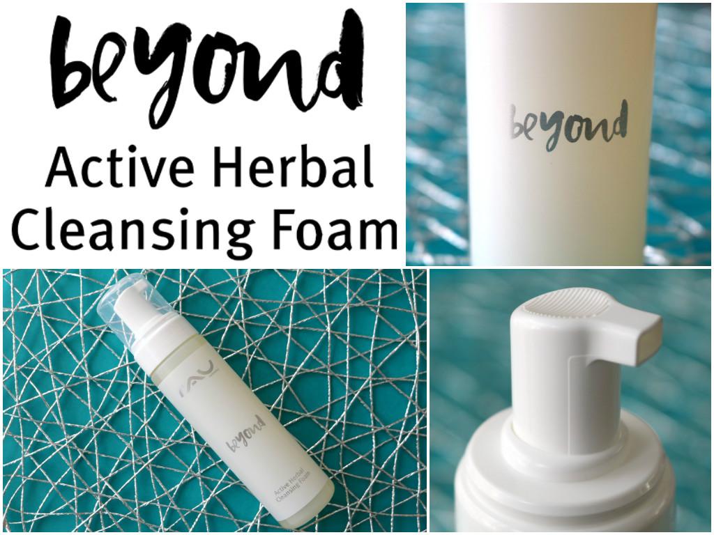 Review: RAU Cosmetics Beyond Active Herbal Cleansing Foam