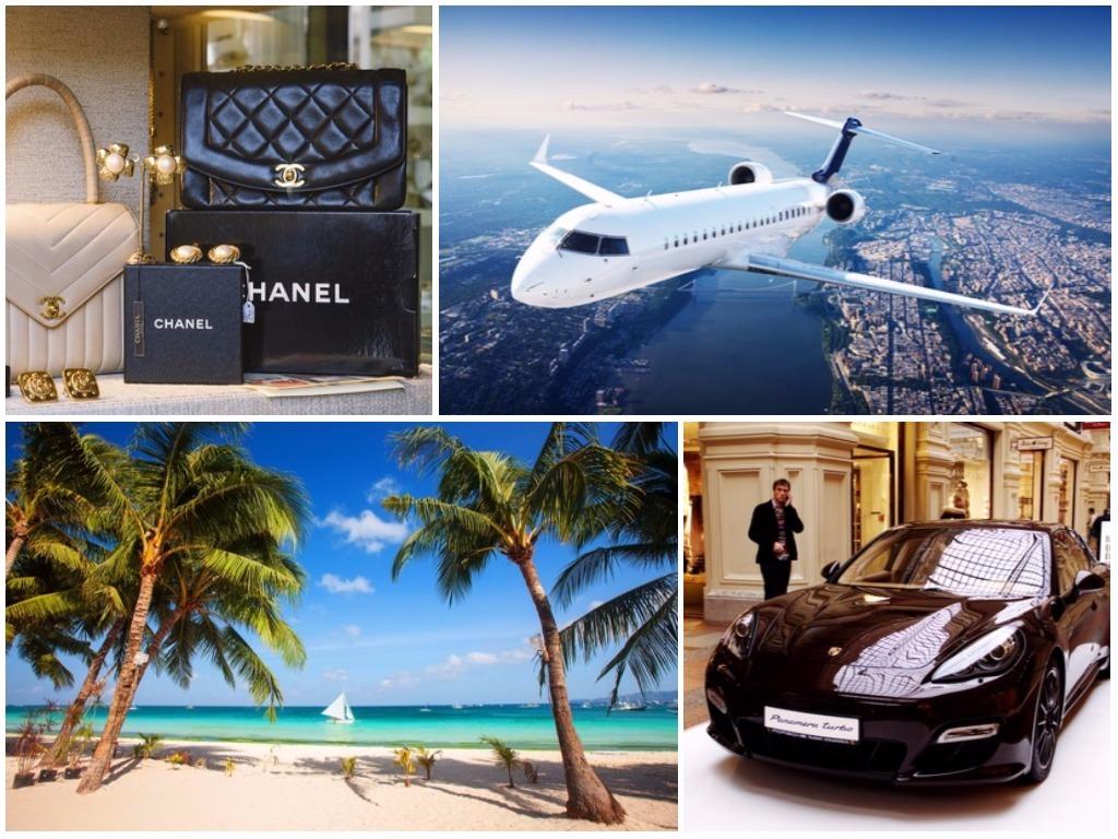 Mijn totaal niet realistische wishlist: Chanel tassen, een Porsche en meer…