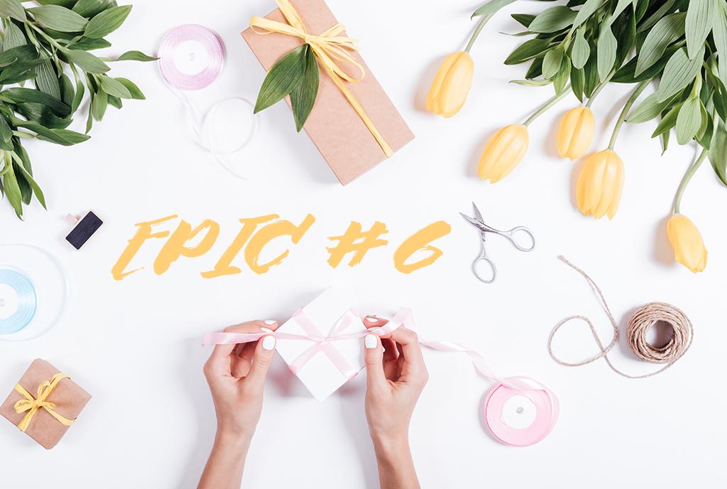 #Echtepostiscool: Schrijf je NU in voor EPIC #6