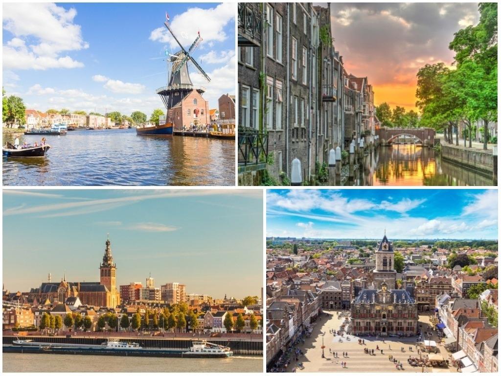 4 steden in Nederland die ik graag eens zou bezoeken