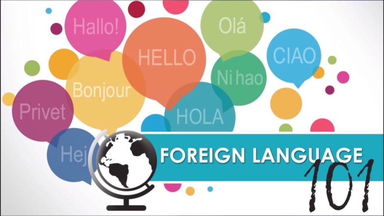 Homeschool Learning Language