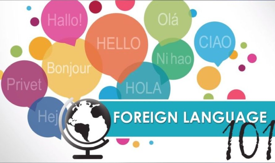 Homeschool Foreign Language Learning
