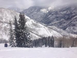 dark ski