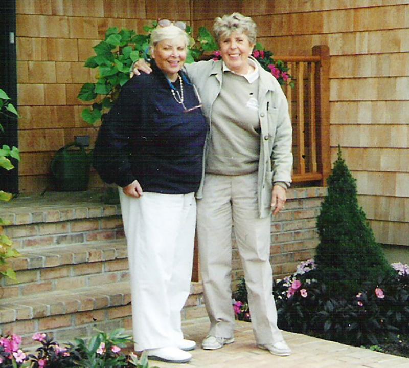 Olga Lee + Jane Preston 1998
