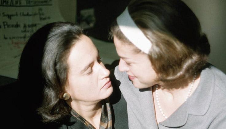 Thea Spyer + Edie Windsor