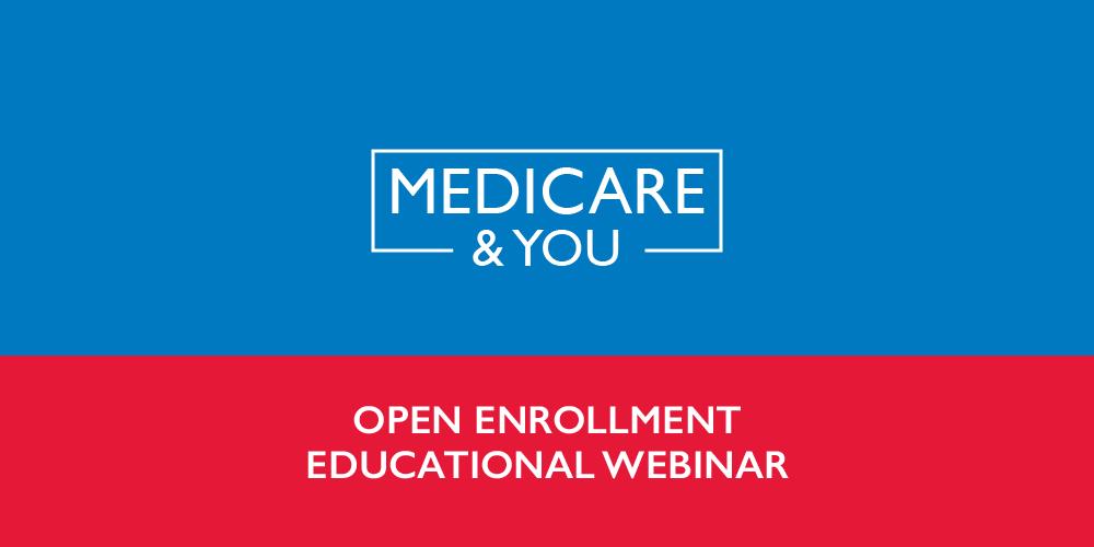 Medicare Open Enrollment Plans
