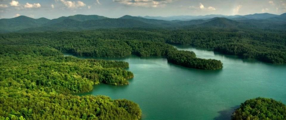Lake Blue Ridge Fishing Guide