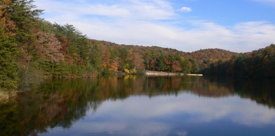 Carters Lake Fishing Guide