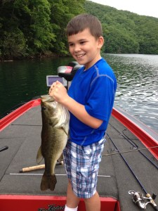 Lake Nantahala guide trip